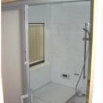 川越市U様邸のお風呂の施工例です。