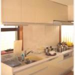 川越市U様邸のキッチンの施工例です。
