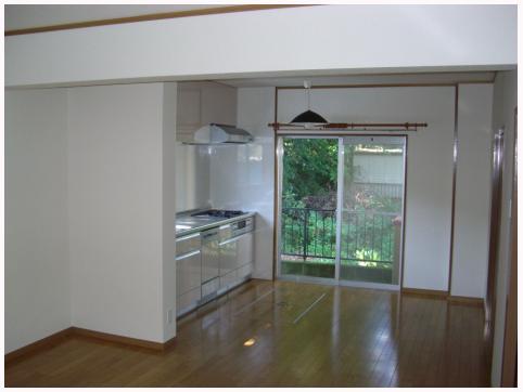 H様邸キッチンリフォーム3・・・施工後