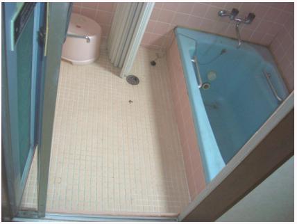 H様邸お風呂リフォーム・・・施工前